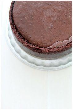 triple chocolate Kailua cheesecake.