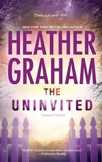 Book Review: The Uninvited (Krewe of Hunters #8) by Heather Graham