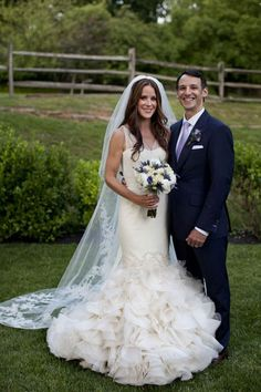 Ashley Biden's Vera Wang Wedding Dress. Photo: David Lienemann/The White House.