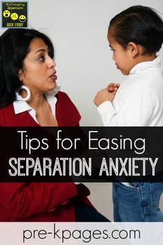 How to Ease Separation Anxiety on the First Day of School