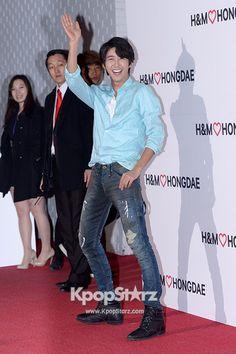 ZE:A Kwang Hee H Launching Party