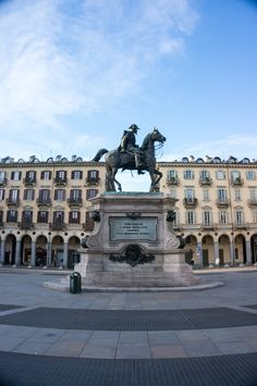Turin (Italy )Piazza Bodoni 2 by Valerio Pianezza on 500px