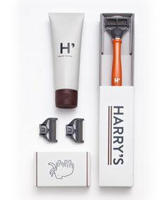 Groomsmen gift: Harry's Shaving kit