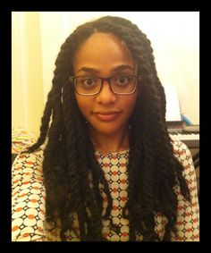 marley twists | Tumblr- I want these!