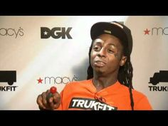 Lil Wayne crowns Kanye West most stylish Rapper