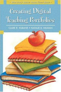 Would totally purchase this book on DIGITAL teaching portfolios, only I want it in and EBOOK format!
