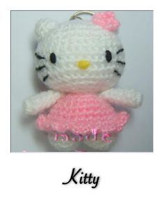 kitty amigurumi pattern free