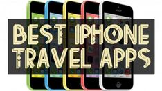10 Best iPhone Travel Apps