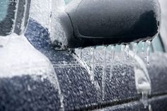 How to Prevent Ice on a Windshield With Vinegar, 3 parts vinegar, 1 part water, shake in a spray bottle and spritz on your windshield