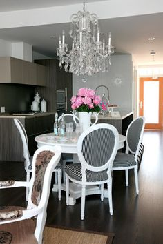 Olimpic Village Condo - eclectic - dining room - vancouver - The Cross Design