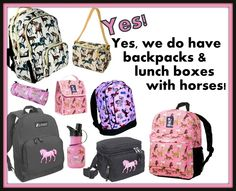 Girls Clothes with Horses