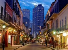 pelican state, favorit place, bourbon street, new orleans, louisiana