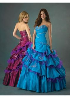Layered Quinceanera Dress Sweet Sixteen Dress Ball Gown. This layered quinceanera dress features taffeta tulle messed layers in different color. Well designed gown for quinceanera and sweet sixteen. Lace up back.