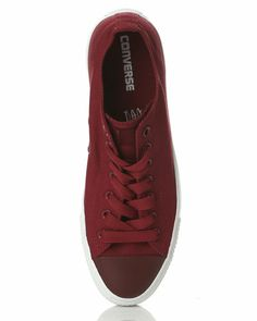 Converse Core Plus Ox Can – Кроссовки – Бордо