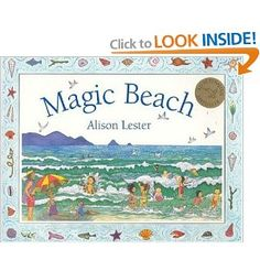 Magic Beach Alison Lester