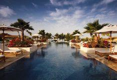 Adult Infinity Pool @ St. Regis Punta Mita, Mexico
