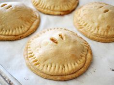 Apple Cranberry Hand Pies