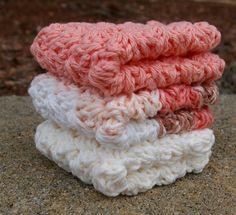 love handmade dishcloths