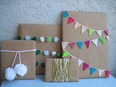 Gift Wrap Ideas: Day 3