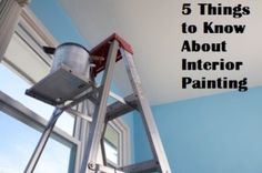 5 Things to Know About Interior Painting