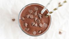 Double Chocolate Chunk Protein Shake