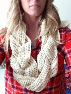 stitch close, three long, craft, etern scarf, infinity scarfs, crochet, braid, scarv, long piec