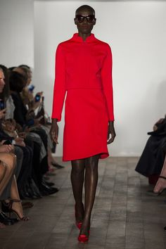 Zac Posen Spring 2015 RTW – Runway – Vogue