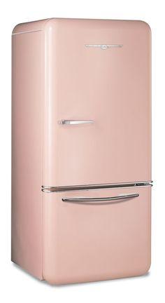 ~fridge~1950 Flamingo Pink ~*