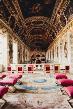 Palace of Fontainebleau, Paris