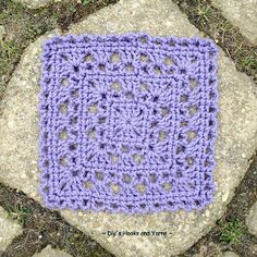 ~ Dly's Hooks and Yarns ~: ~ simply pretty tutorial