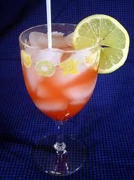 Joe's Crab Shack Copycat Recipe ~ Ya Ya Punch ~ Yummo! This is like Hawaiian Punch for adults! But be careful, it'll sneak up on you.