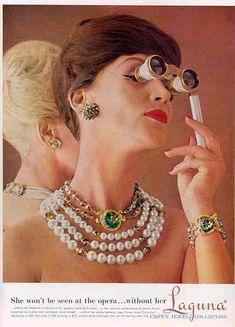 opera glasses -