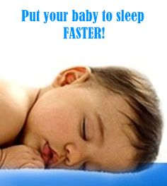 If you are having problems getting your baby to sleep, you should check out this site