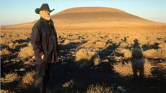 James Turrell at Roden Crater