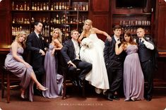 I want this for my wedding party pics like this
