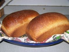 Amish Oatmeal Bread   http://www.outontheranch.com/ramblings/?p=240