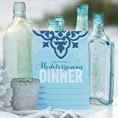 A Mediterranean Dinner free