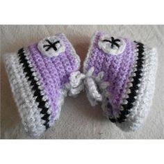 Crochet footwear on Pinterest 90 Pins