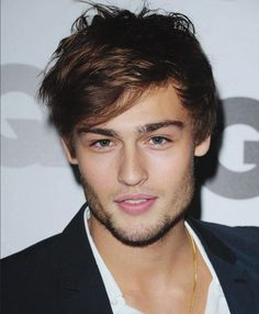 Douglas Booth. No idea who this is haha
