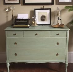 I want an old dresser this size.
