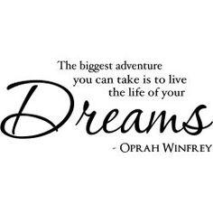 By Oprah Winfrey