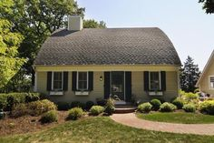Bow roof cape houses pinterest for Bow roof house plans