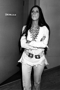 The Cher Look Book -