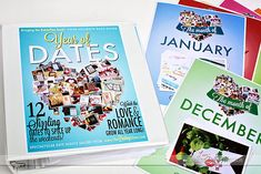 A year of dates- awesome gift idea!