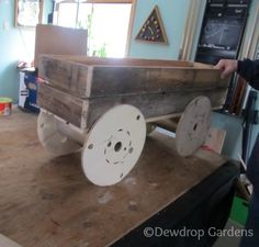 Home-Made-Garden-Cart