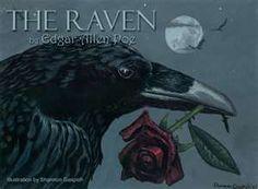 raven edgar, allen poe, the raven, bookspoem worth, worth read, edgar allan poe, edgar allen, book covers, ravens