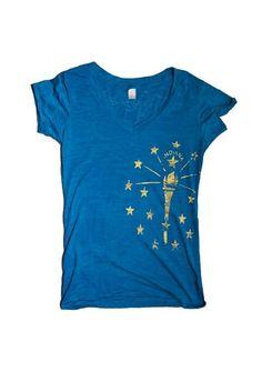 Indiana shirt! I want!