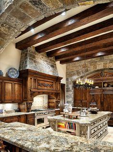 interior, custom homes, traditional kitchens, dream home kitchen, rustic kitchens, dream kitchen, gourmet kitchens, english manor, mountain houses