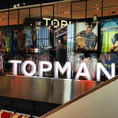 Glitterati Private Tours of L.A.: When visiting The Grove in Los Angeles, stop by #TopShopTopMan.  http://celebhotspots.com/hotspot/?hotspotid=6429&next=1
