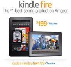 Kindle Fire.....love love it.....